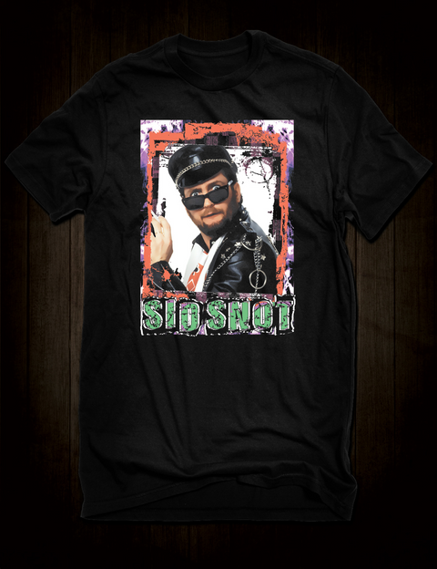 Kenny Everett - Sid Snot T-Shirt