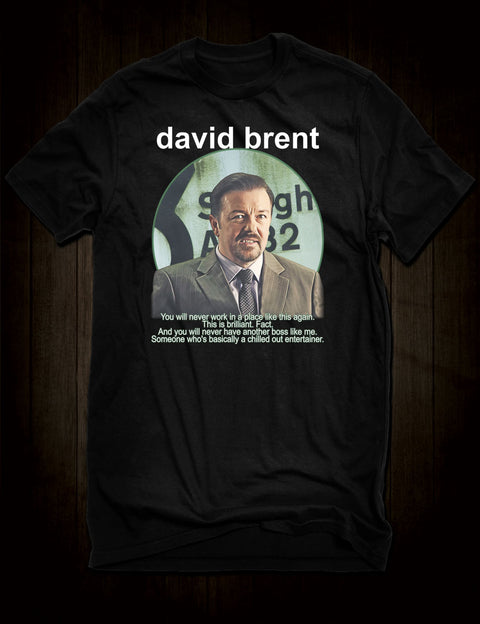 David Brent The Office T-Shirt