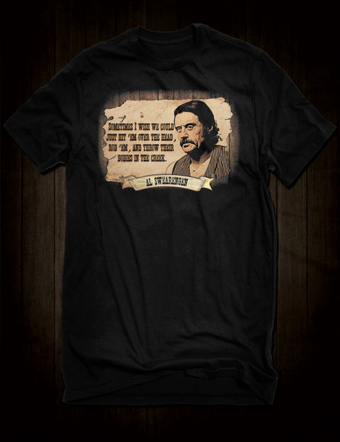 Ian McShane Deadwood T-Shirt