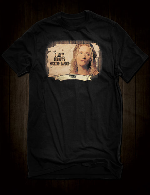 Deadwood Trixie T-Shirt