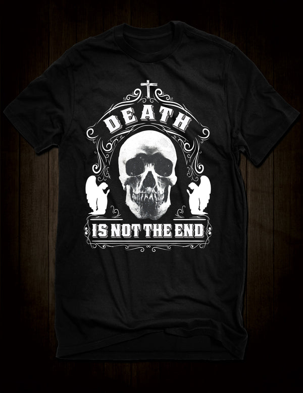 Nick Cave Bob Dylan Death Is Not The End T-Shirt