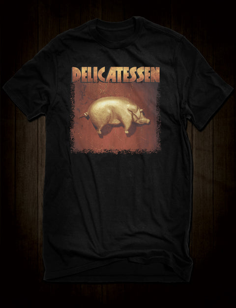 Delicatessen Movie T-Shirt