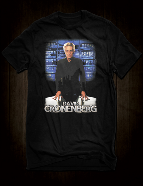 David Cronenberg T-Shirt