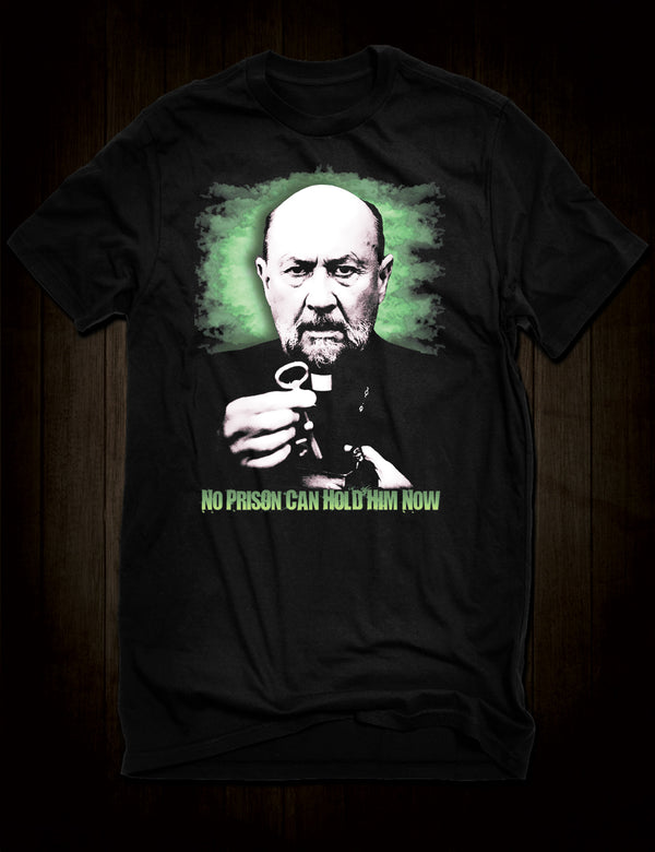 Donald Pleasence Prince Of Darkness T-Shirt