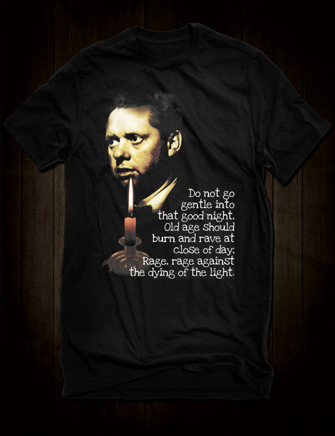 Dylan Thomas Dying Light T-Shirt