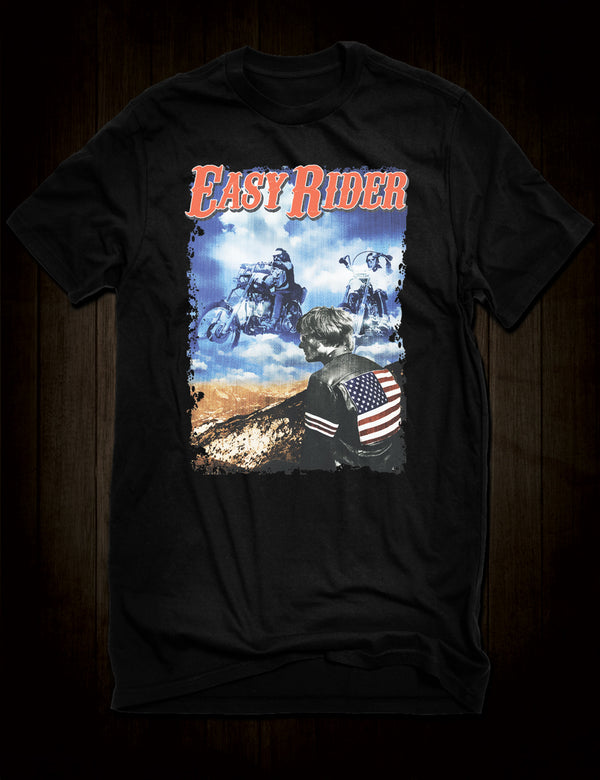 Cult Film Easy Rider T-Shirt