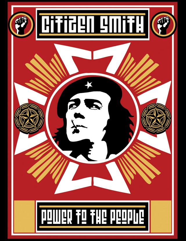 Citizen Smith T-Shirt – Hellwood Outfitters