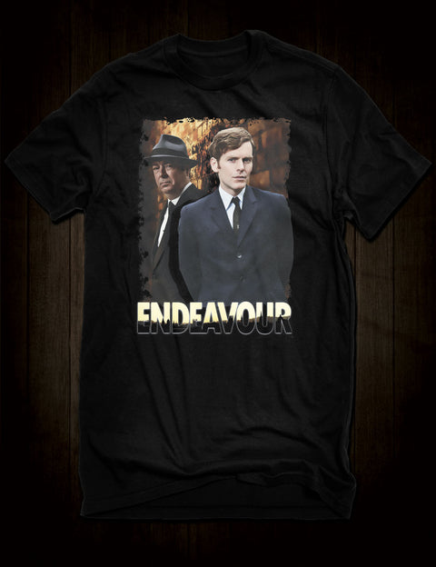 Endeavour TV Detective T-Shirt