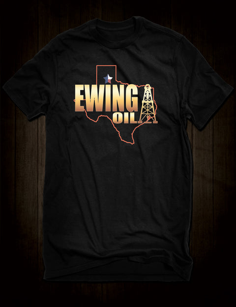 Ewing Oil T-Shirt