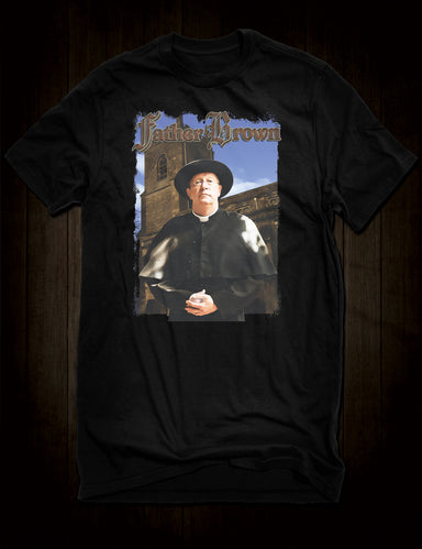 Father Brown T-Shirt