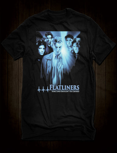 Keifer Sutherland Flatliners Movie T-Shirt