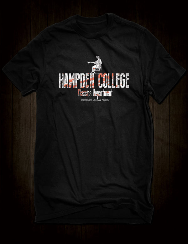 The Secret History Hampden College T-Shirt
