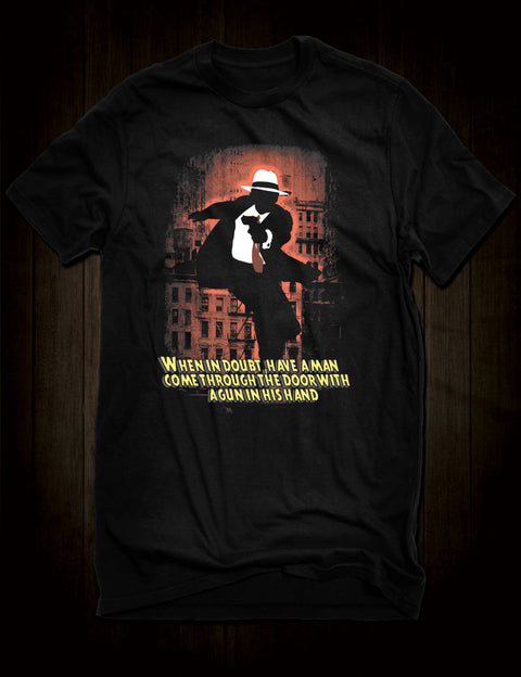 Raymond Chandler Quote T-Shirt