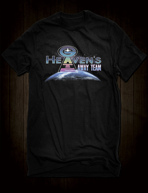 Heaven's Gate Away Team T-Shirt