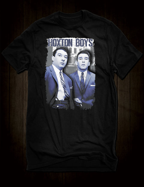 Kray Twins T-Shirt Hoxton Boys