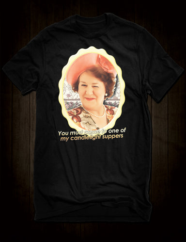Keeping Up Appearances - Hyacinth Bucket T-Shirt
