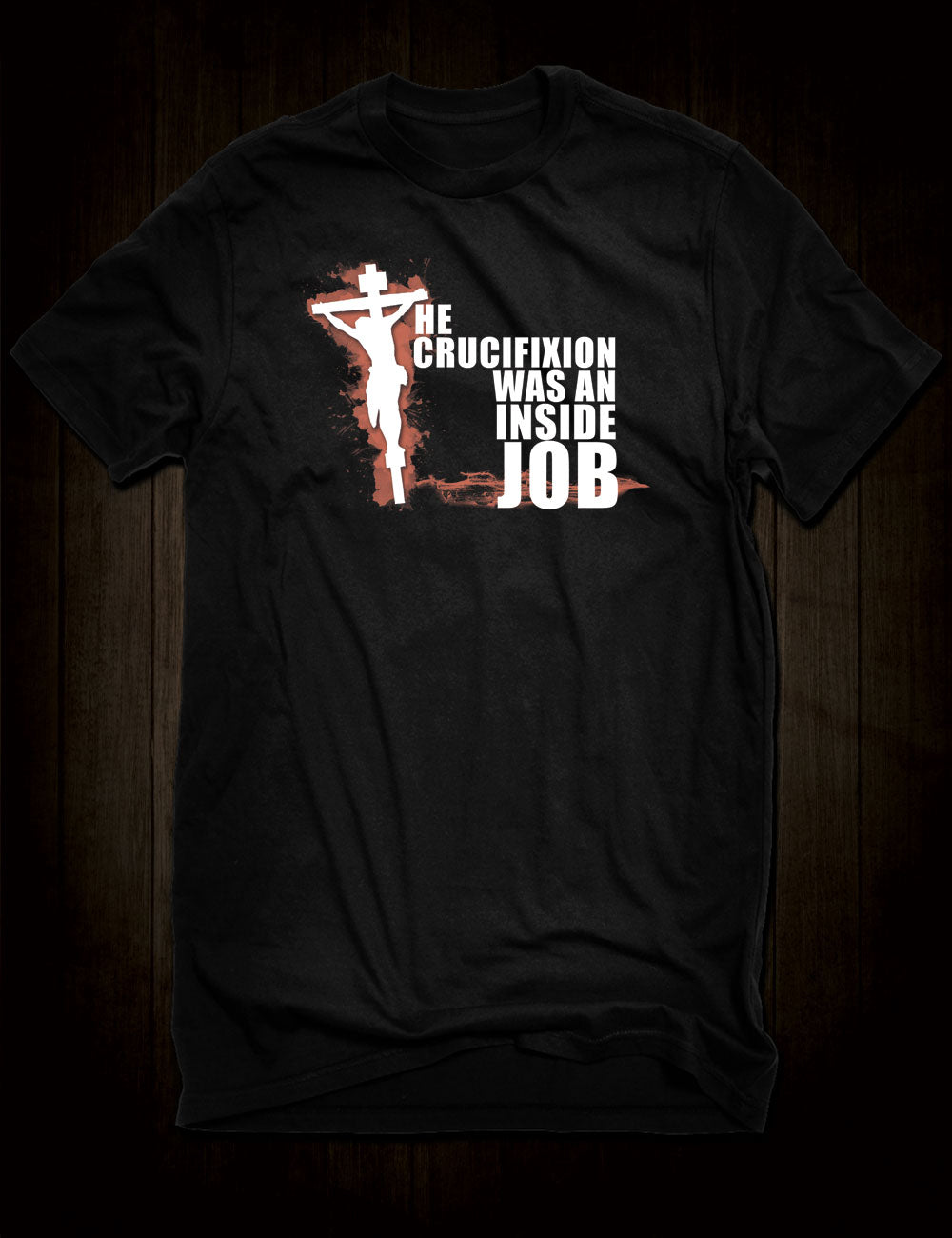 Inside Job Funny T-Shirt