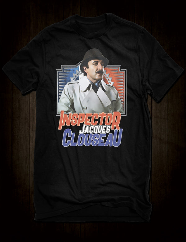 Inspector Jacques Clouseau T-Shirt