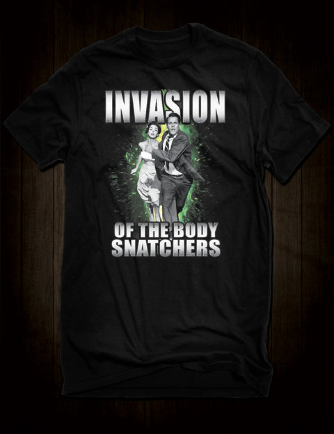 41c0a7f2c31 Original Invasion of the Body Snatchers Film T-Shirt