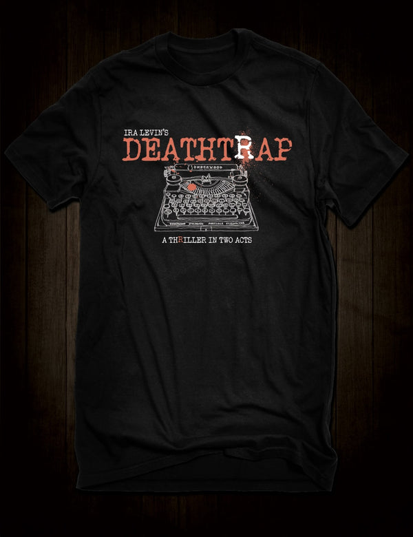Ira Levin's Deathtrap T-Shirt