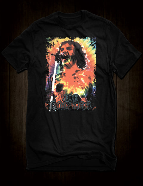 Joe Cocker Woodstock T-Shirt