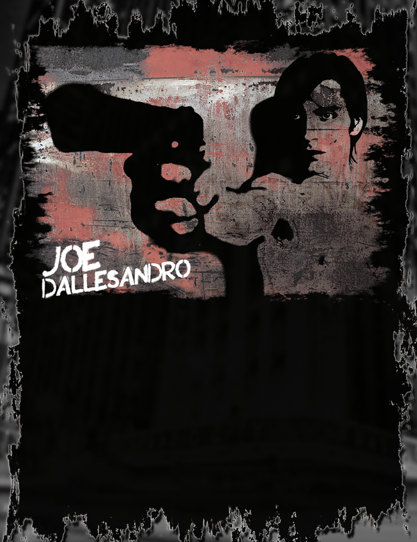 Joe Dallesandro Tee Design