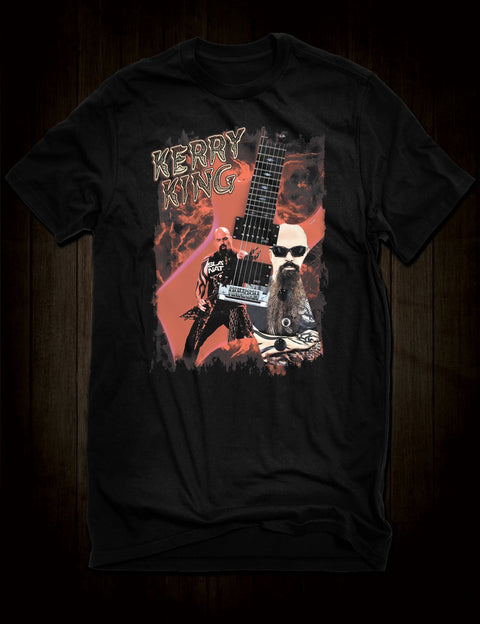 Kerry King Slayer T-Shirt