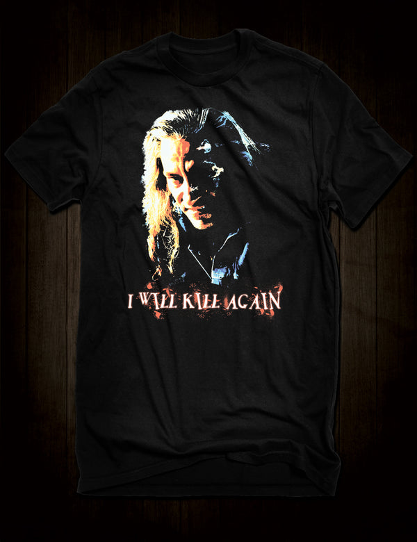 Killer Bob T-Shirt Twin Peaks