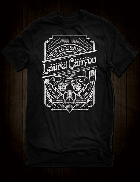 Legends Of Laurel Canyon T-Shirt