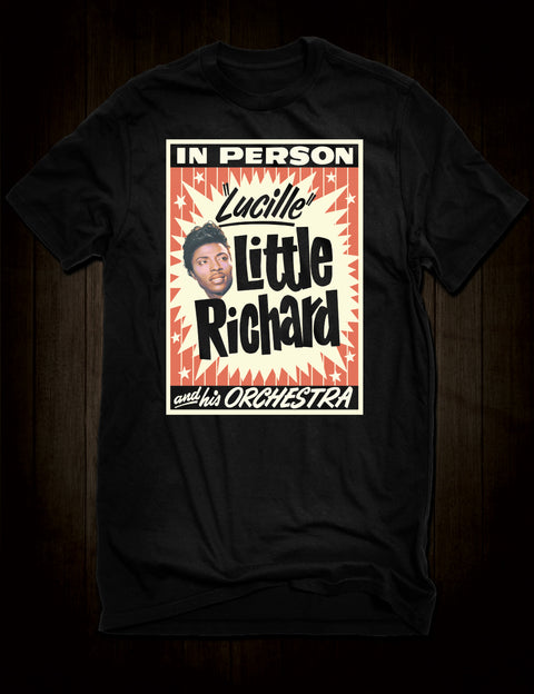 Little Richard Lucille T-Shirt