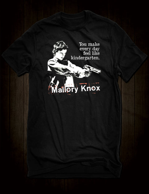 Natural Born Killers Mallory Knox T-Shirt
