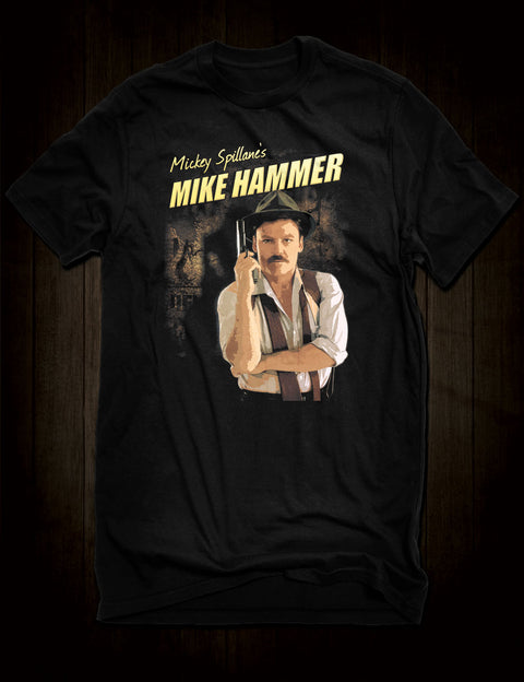 Mickey Spillane's Mike Hammer T-Shirt