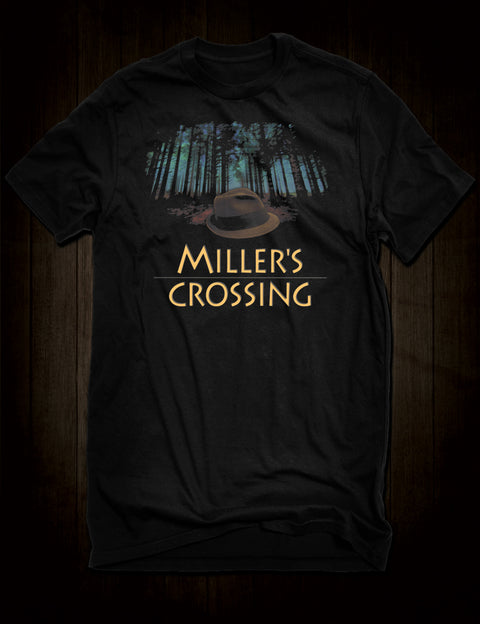 Coen Brother's Miller's Crossing T-Shirt