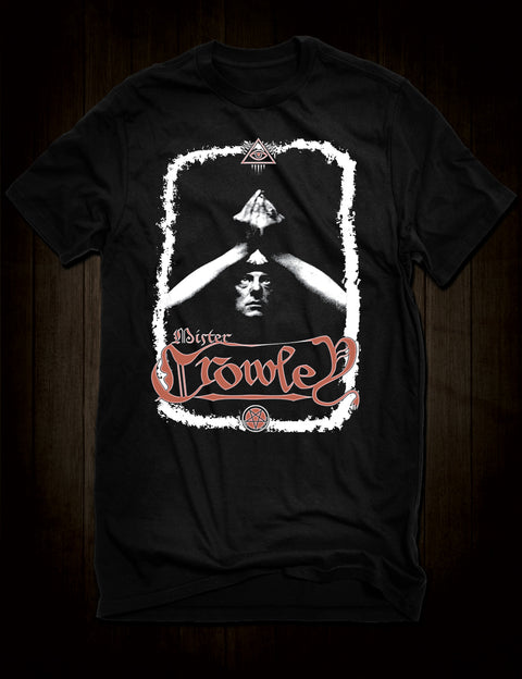 Aleister Crowley Black Magick T-Shirt