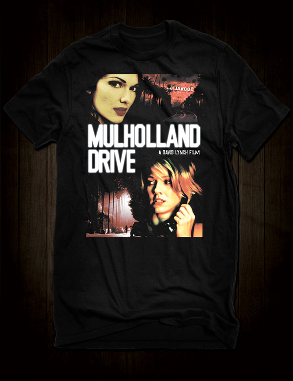 Mulholland Drive Movie Poster T-Shirt