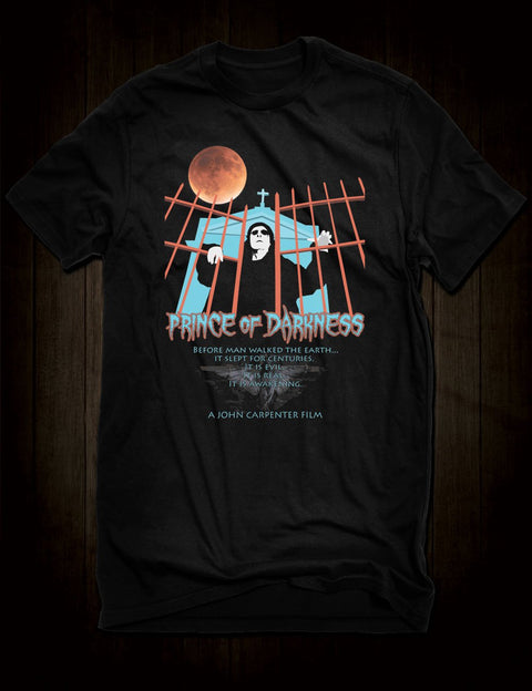 Cult Horror Prince Of Darkness T-Shirt