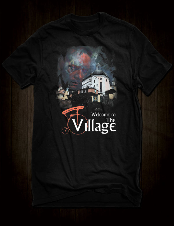 The Prisoner - Welcome To The Village T-Shirt