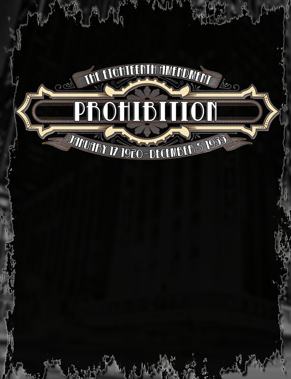 Prohibition Tee Design