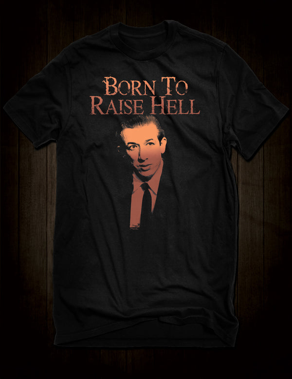Richard Speck Born To Raise Hell T-Shirt