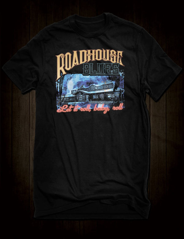 The Doors Roadhouse Blues T-Shirt