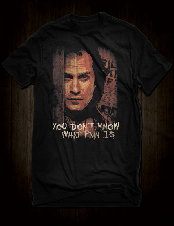 Ted Levine Buffalo Bill T-Shirt Silence of the Lambs