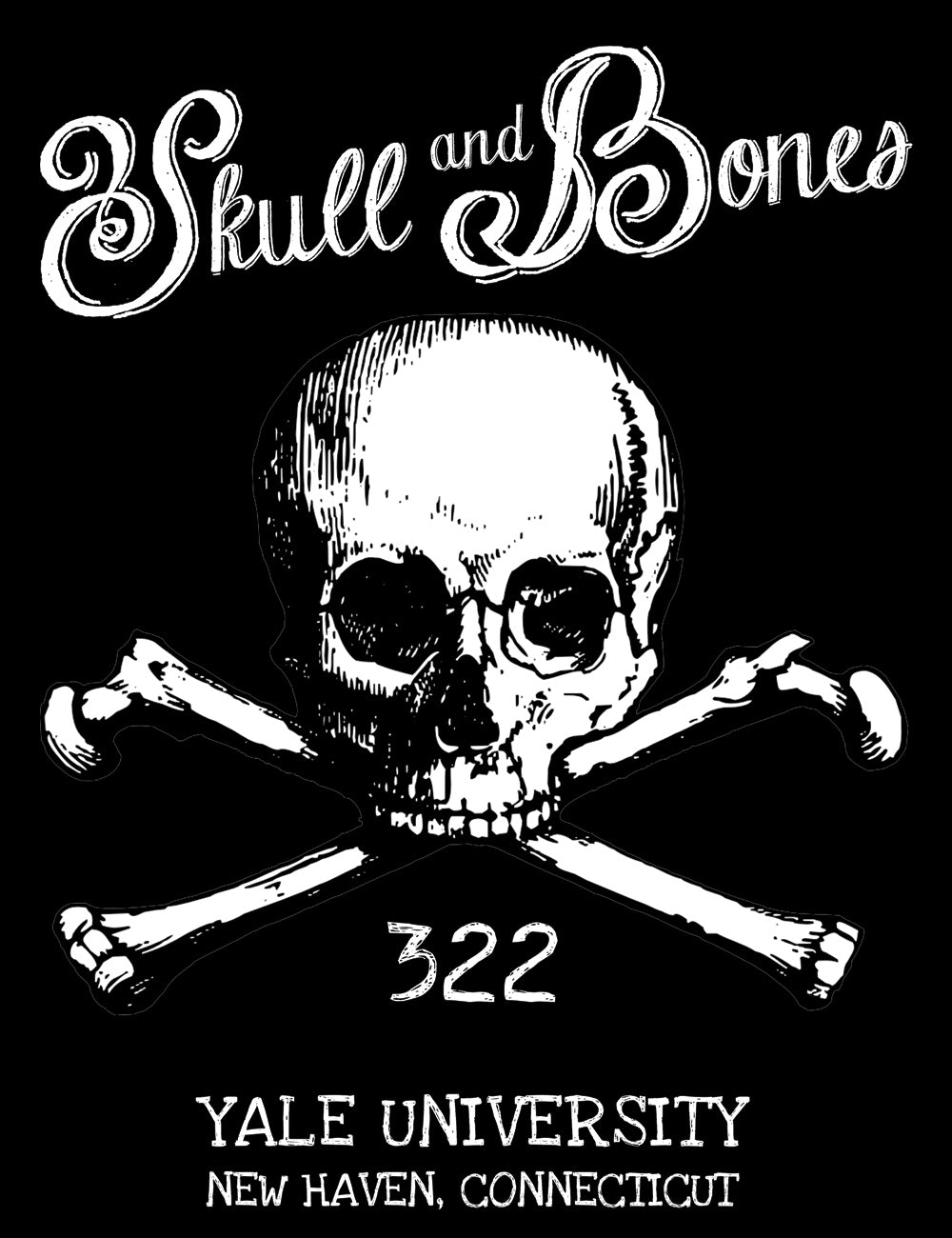 Skull And Bones T-Shirt from Hellwood