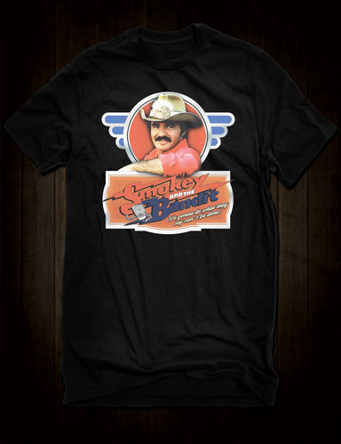 Burt Reynolds Smokey And The Bandit T-Shirt