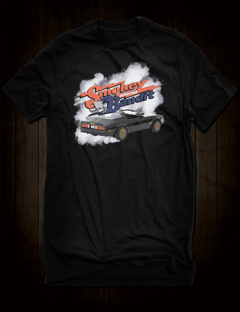 Smokey And The Bandit Pontiac Trans Am T-Shirt