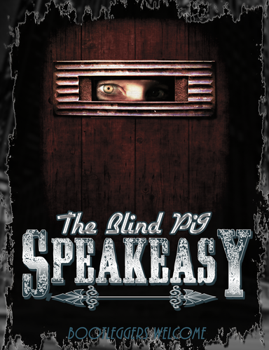 Speakeasy Tee Design