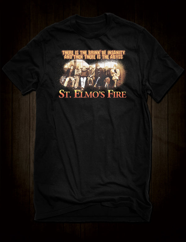 St Elmo's Fire Movie T-Shirt