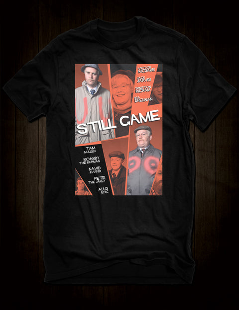 Still Game T-Shirt