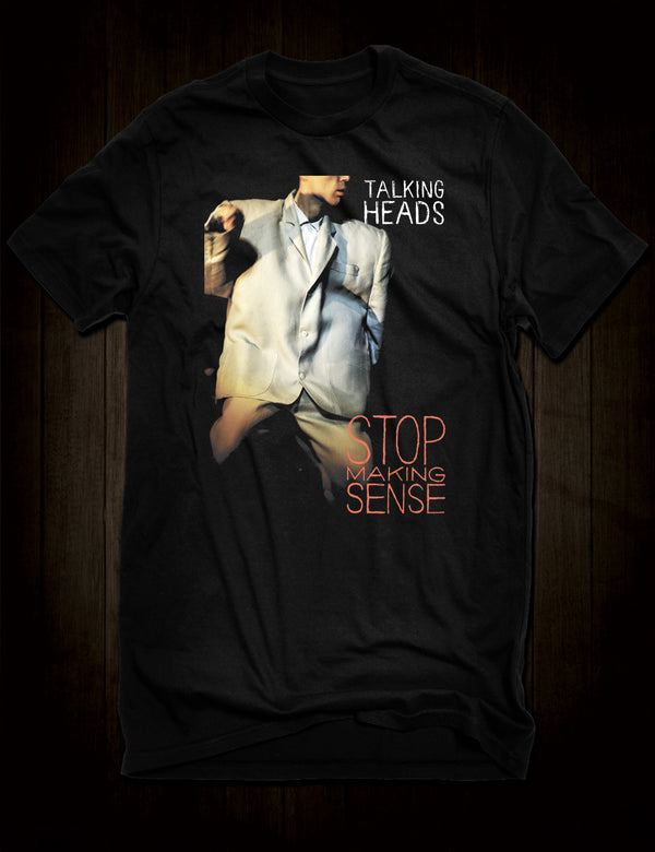 Talking Heads Stop Making Sense T-Shirt