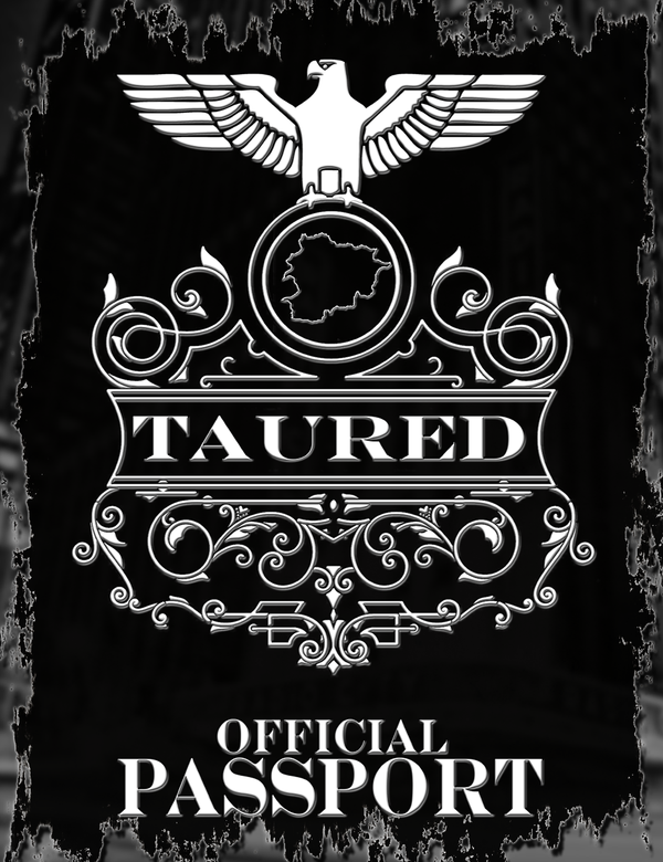 The Man From Taured Tee Design