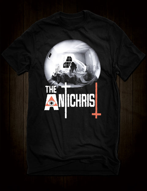 The Antichrist Italian Horror Movie T-Shirt